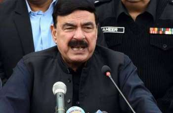 Sheikh Rasheed says JUI-F chief must be given 'Face Saving