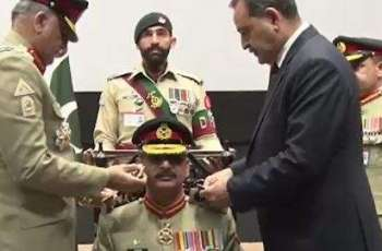 Lt.Gen Azhar Abbas became new colonel commandant of Baluch Regiment