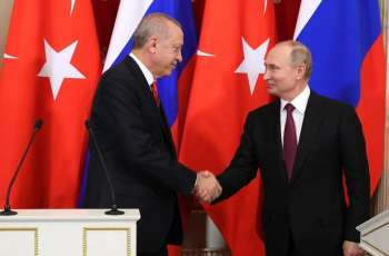 Russia, Turkey Adopt Memorandum on Situation in Syria Following Putin-Erdogan Talks