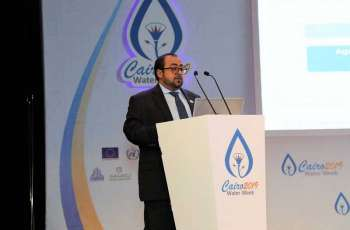 Abu Dhabi showcases its water strategies at 2nd Cairo Water Week