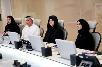 """لطيفة بنت محمد تزور """"طرق دبي"""" و تطلع على خططها ومشروعاتها النوعية"""