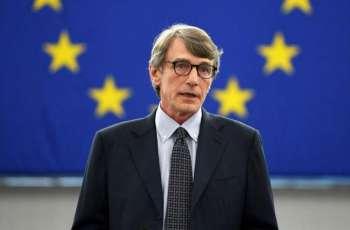 European Parliament President Backs Giving UK Brexit Delay