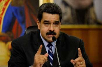 Venezuelan President Says Heading to Azerbaijan for Non-Aligned Movement's Summit