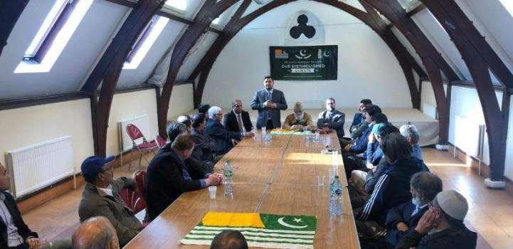 Kashmiri people frustrate Indian plans to demoralize :Altaf Ahmad ..