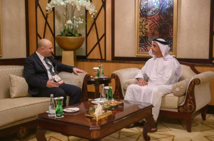 UAE, Jordan accelerating security cooperation