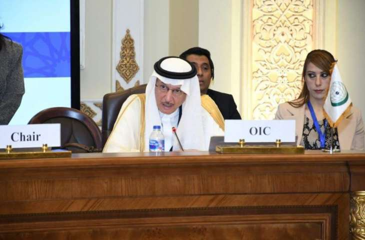 Secretary-General Affirms OIC Keen Interest on Cooperation in Providing Solutions to Water Challenges