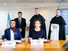 UAE, UNESCO renew partnership to restore two historic churches in Mosul, Iraq