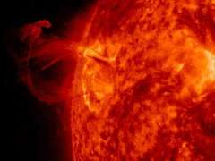 Russian Scientist Says ISS Crew Can Quickly Return to Earth in Event of Strong Solar Storm