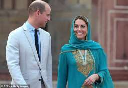 UK's top magazine features Royal couple's visit to Pakistan