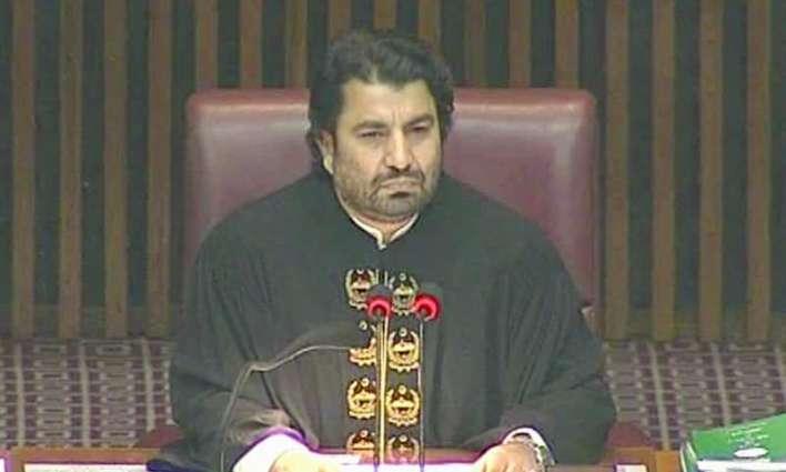 Qasim Suri approaches SC against election tribunal decision