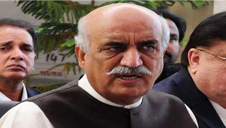 Accountability court granted 13-day remand of Khursheed Ahmed Shah