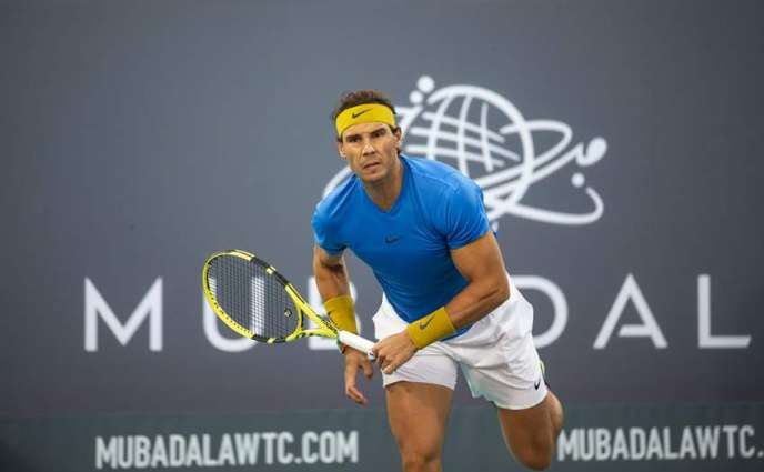Nadal, Medvedev poised to rekindle epic rivalry at Mubadala World Tennis Championship 2019