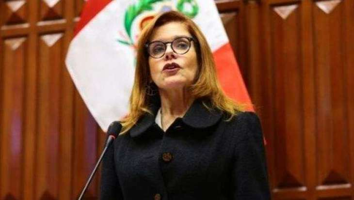 Resignation of Peru's Vice President Araoz to Dissolved Parliament Invalid- Prime Minister