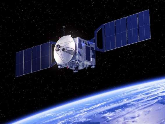 military satellite