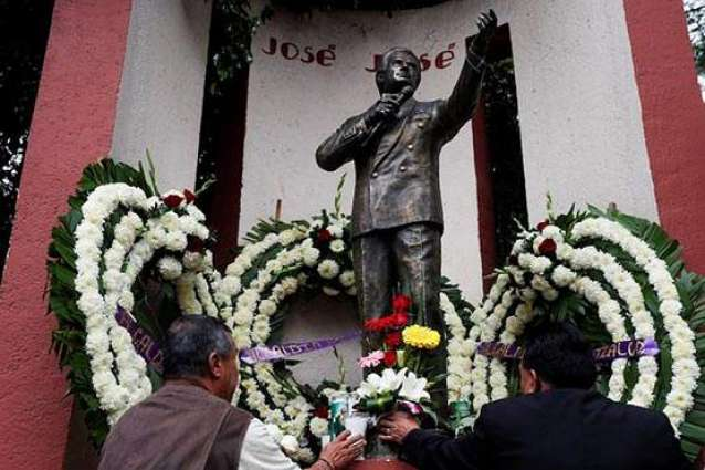 Miami pays tribute to Jose Jose, th Prince of Song'