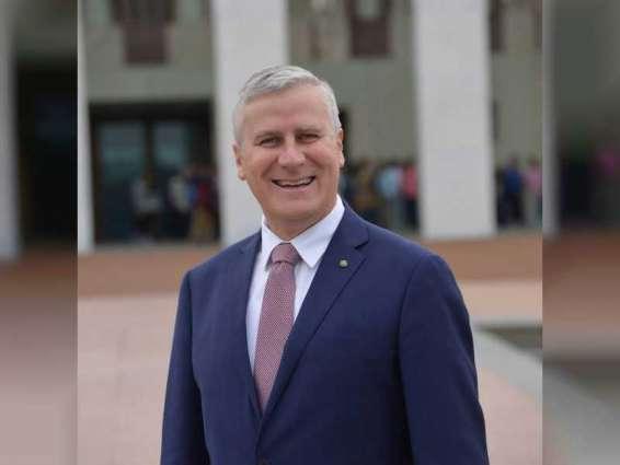 UAE invests AU$26 billion in Australia: Deputy PM McCormack