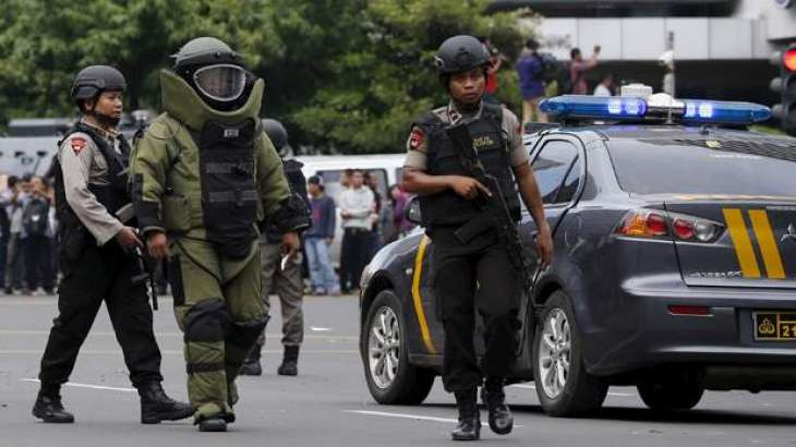 Indonesian Police Thwart Series of Blasts in Jakarta - Reports
