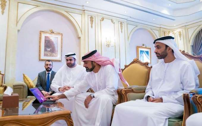 Crown Prince of Ajman and Chairman of Executive Council launches Ajman Paycoinciding with Gitex Technology 2019