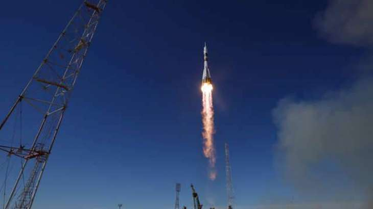 Cosmonaut Ovchinin Says Was Calm Ahead of Flight After Last Year's Soyuz Launch Accident