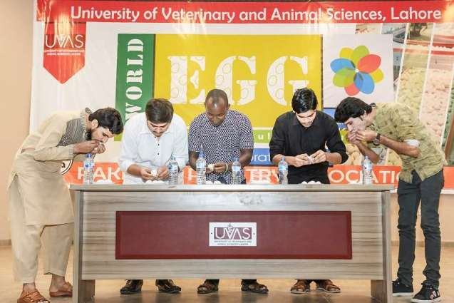 World Egg Day observed at Ravi Campus Pattoki in befitting