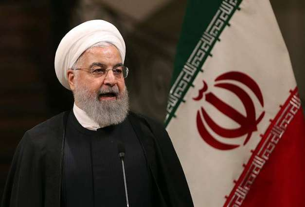 Iranian President Says Knows Who Hit Tanker in Red Sea