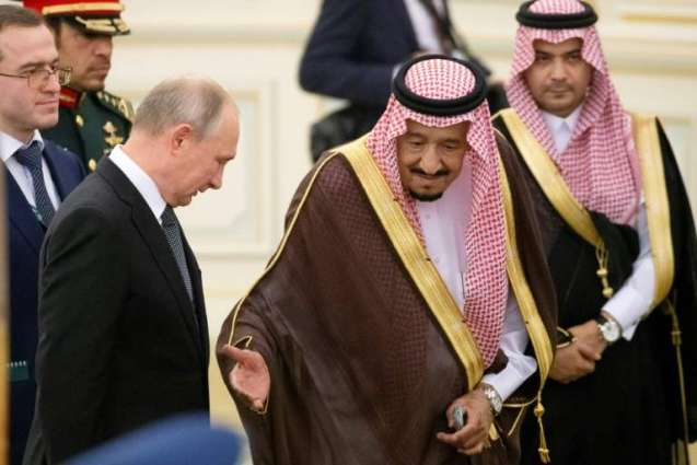 Saudi Arabia looking forward to working with Russia to bring security, stability and peace, counter terrorism: King Salman