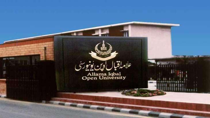 Allama Iqbal Open University (AIOU) declares results of post-graduate programs