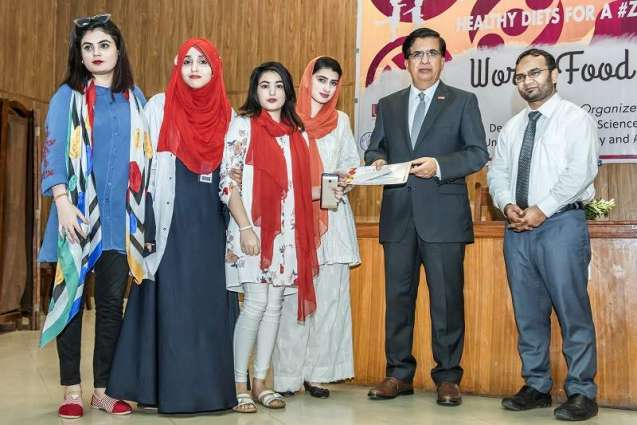 World Food Day observed at UVAS