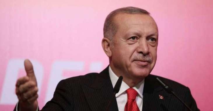 Erdogan's Spokesman, Russian Envoy for Syria Discuss Preserving Syria's Integrity- Reports