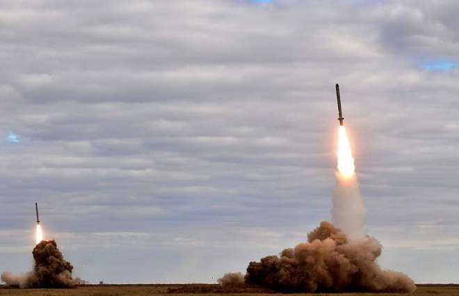 Ballistic, Cruise Missiles Fired at Putin-Led Grom 2019 Drills - Russian Defense Ministry