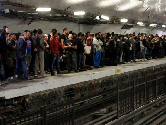 Unauthorized Strike Disrupts Train Traffic Across France - Reports