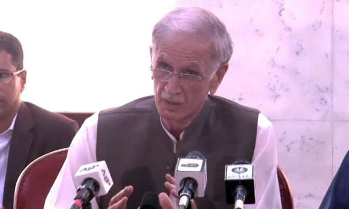 Opposition's refusal to come to table points towards an anti-Kashmir agenda: Khattak