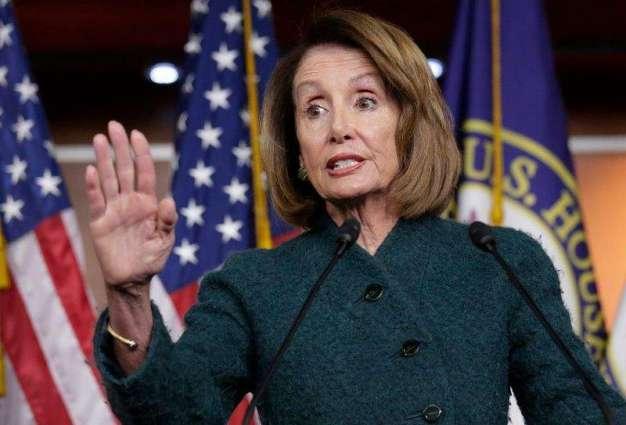 رئیسة مجلس النواب الأمریکي نانسي بیلوسي تصل أفغانستان في زیارتہ مفاجئة