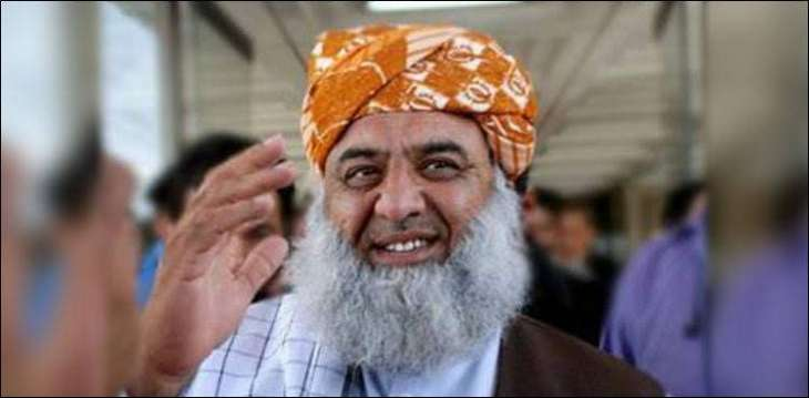 Govt may detain JUI-F Chief, top leaders if talks fail