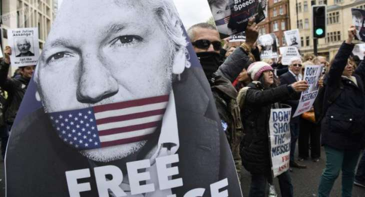 WikiLeaks Editor-In-Chief Says Expectations for Assange's US Extradition Hearing 'Hopeful'