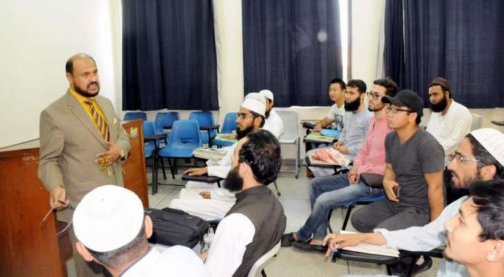Prof. Ahmed al-draiweesh visits malakand university