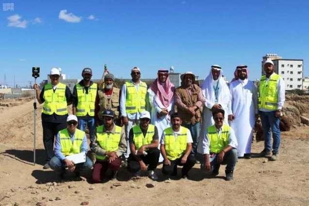 طلاب جامعة الملك خالد يشاركون في الموسم الجديد للتنقيب الأثري في