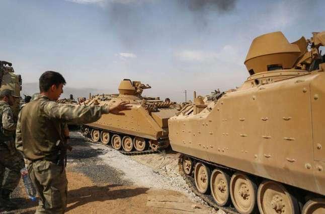 Turkish Military Accuses Kurdish Militia of 36 Ceasefire Violations Since October 17