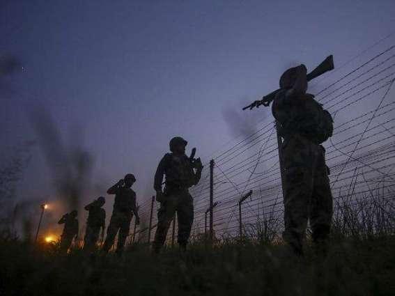 قتلي و جرحي بتبادل اطلاق النار بین القوات الھندیة و الباکستانیة عبر الخط الفاصل