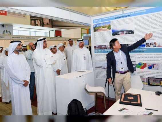 91 بحثا من المراكز البحثية العالمية يناقشها المؤتمر العالمي للجيوفيزياء الهندسية في جامعة الإمارات