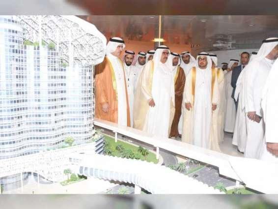 """حمدان بن راشد يفتتح الدورة ال21 من معرض """"ويتيكس"""" والرابعة من معرض """"دبي للطاقة الشمسية"""""""