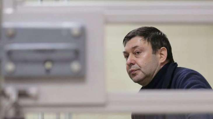 Vyshinsky to Address Russian Journalists' Rights Abroad As Member of Human Rights Council