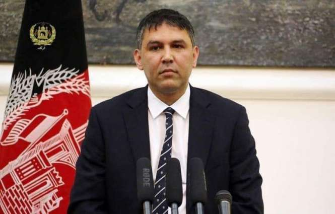 Afghan Interior Minister Calls on Taliban Militants to Withdraw From Battle Lines
