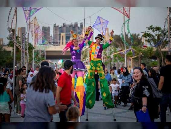 """""""مهرجان الريم"""" يستقطب 22 ألف زائر"""