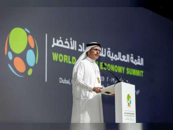 القمة العالمية للاقتصاد الأخضر 2019 تختتم أعمالها بإعلان دبي السادس
