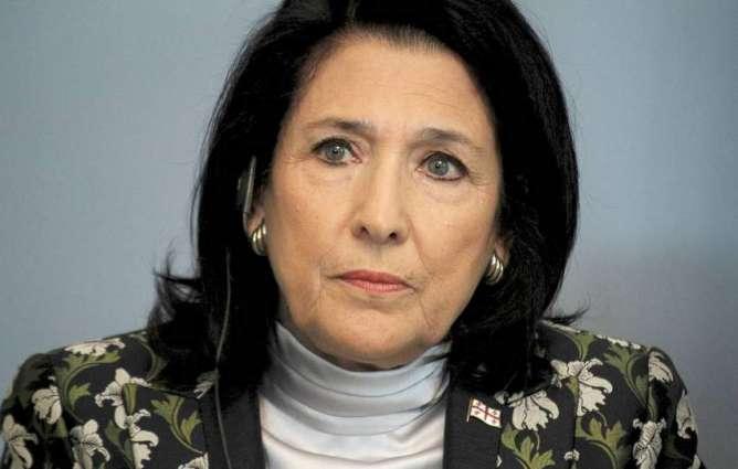 Georgian President Zourabichvili Hopes to Seal Free Trade Agreement With Japan