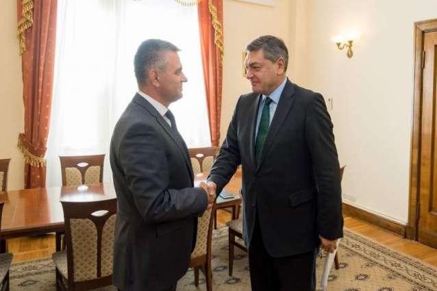 Moscow Voices 'Cautious Optimism' Regarding Gas Transit Talks With Ukraine