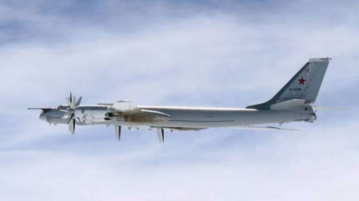 S.Korea, Japan Scrambled Fighters for Escorting Russia's Tu-95MS Bombers - Ministry