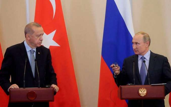 Putin Calls for Broad Dialogue Between Kurds, Syrian Government After Talks With Erdogan