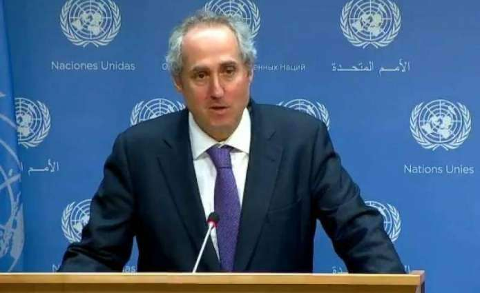 UN Stands Against Resumption of Fighting in Syria as Truce Set to Expire - Spokesman